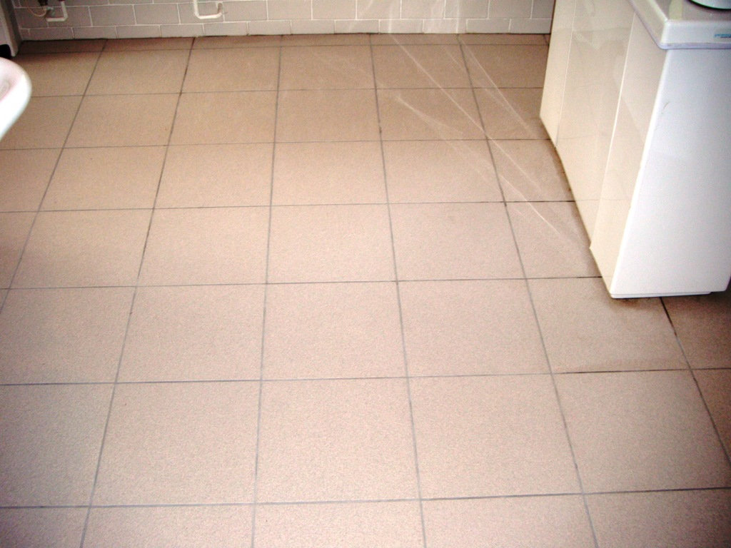 Narborough Cleaning Textured Ceramic Tiles After
