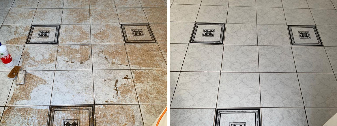Ceramic-Tiles-with-Carpet-Adhesive-Contamination-Before-After-Cleaning-Measham
